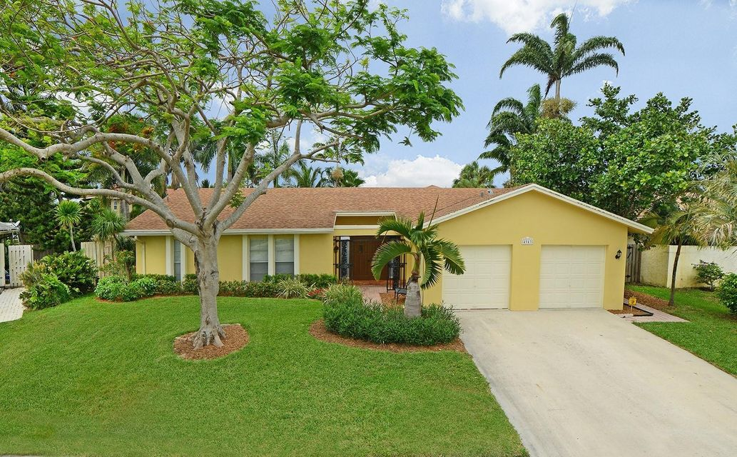 4943 Acorn Drive  Boca Raton FL 33487