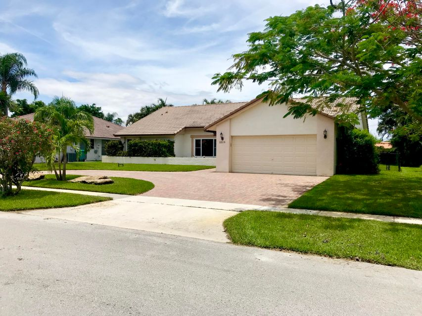 Home for sale in CRANBROOK LAKE ESTATES Boynton Beach Florida