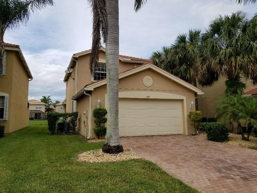 Home for sale in Greystone,MINI ASSEMBLAGE PUD 6 Boynton Beach Florida
