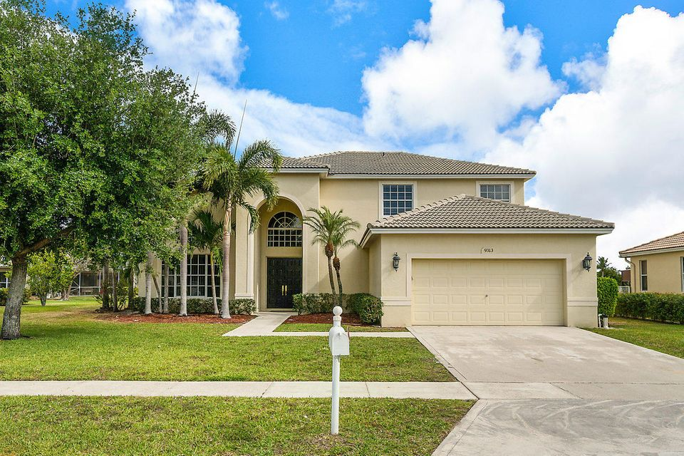 9313 Olmstead Drive  Lake Worth, FL 33467
