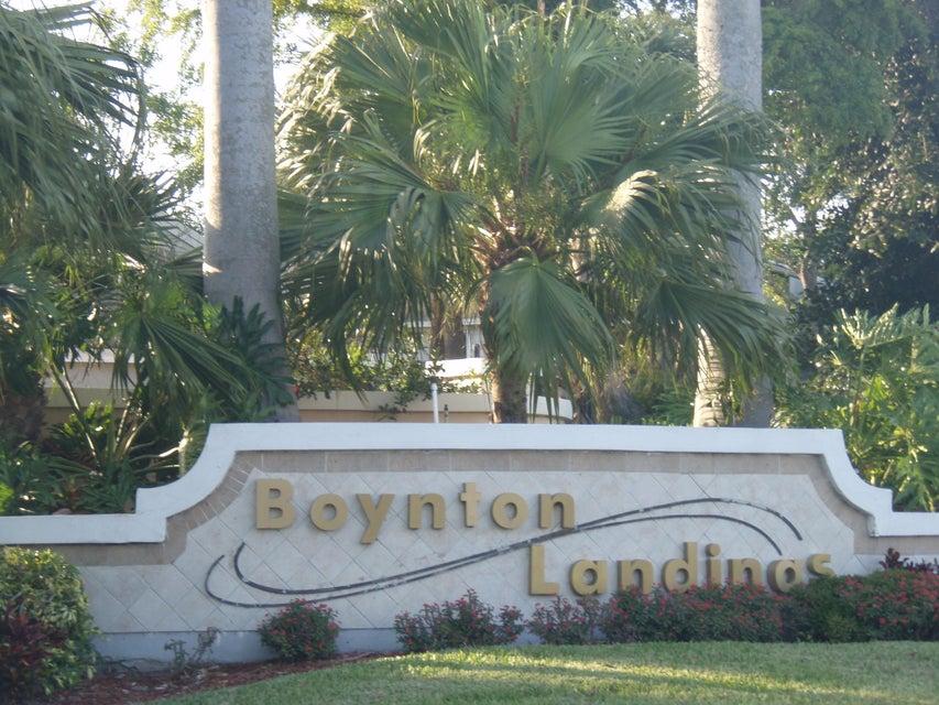 Boynton Landings Condo 2313 N Congress Avenue