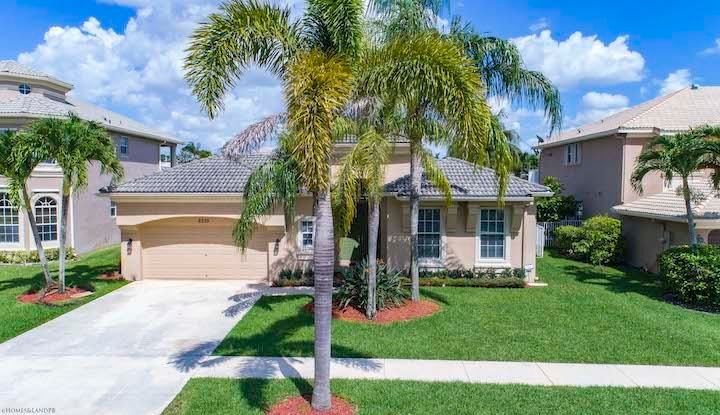 Home for sale in Walden Royal Palm Beach Florida