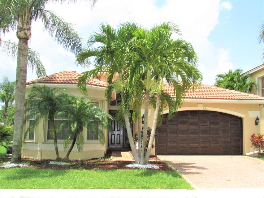 10617 Walnut Valley Drive  Boynton Beach FL 33473