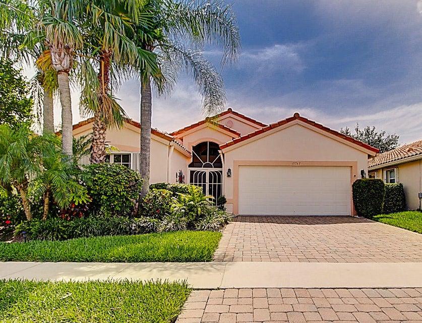 CASCADE LAKES home 11563 Bristol Wood Avenue Boynton Beach FL 33437