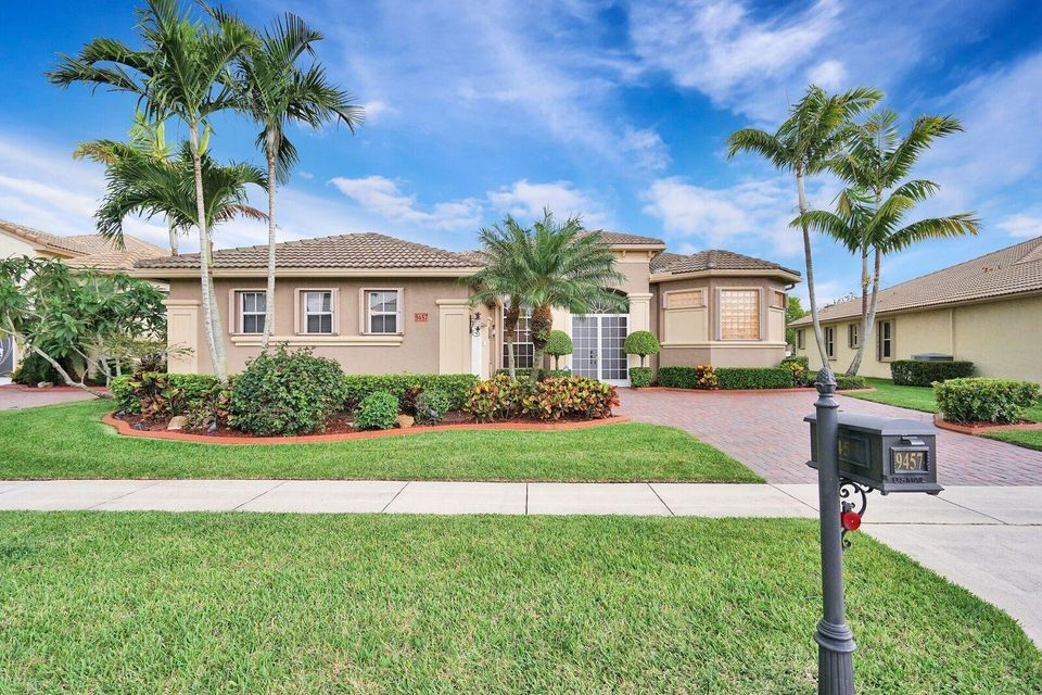 Home for sale in Baywinds The Estates West Palm Beach Florida