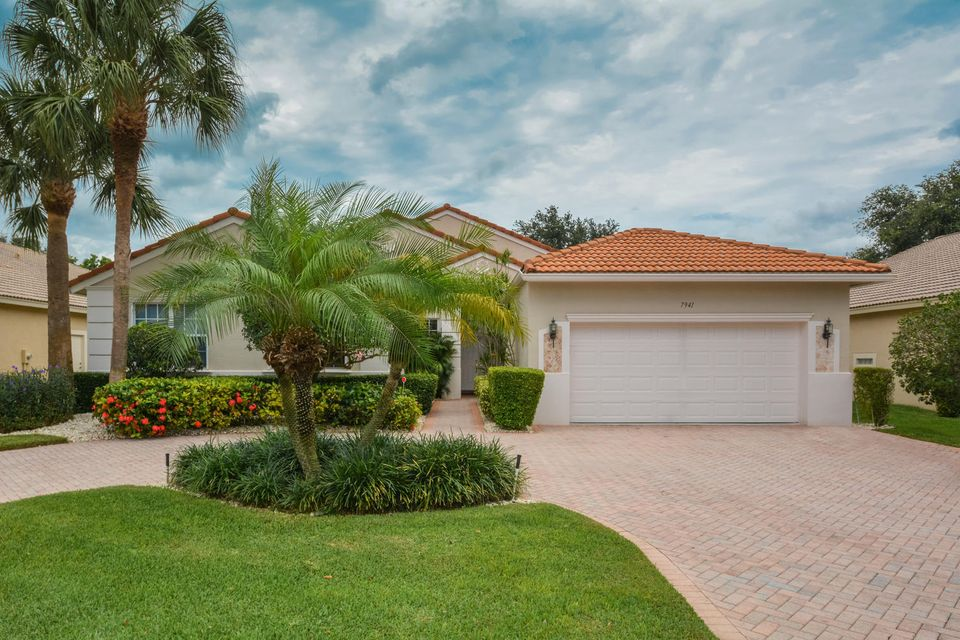 AVALON ESTATES home 7941 Rinehart Drive Boynton Beach FL 33437
