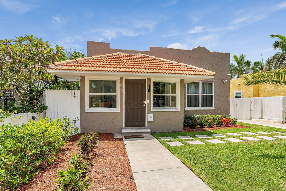 602 Avon Road  West Palm Beach, FL 33401