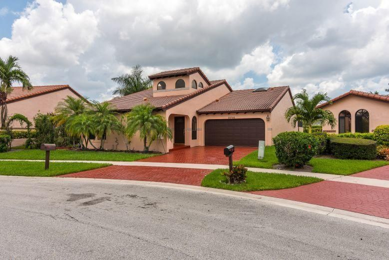 22796 Marbella Circle  Boca Raton FL 33433