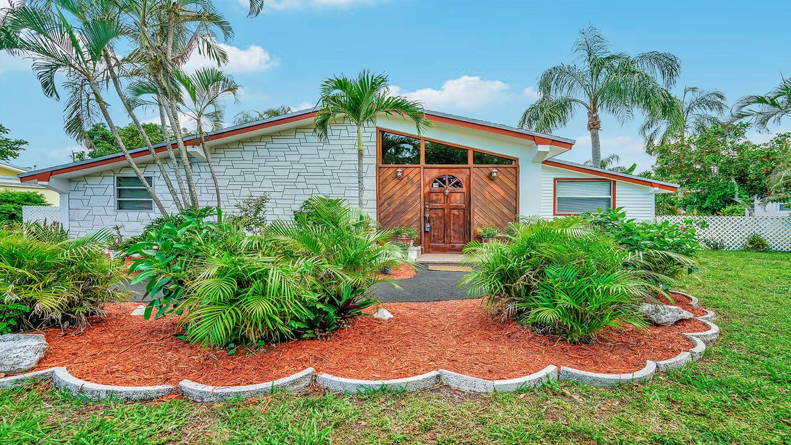 Home for sale in Forest Estates West Palm Beach Florida