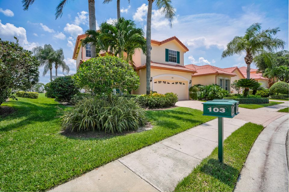 102 Monterey Pointe Drive Palm Beach Gardens,Florida 33418,4 Bedrooms Bedrooms,2.1 BathroomsBathrooms,A,Monterey Pointe,RX-10437024