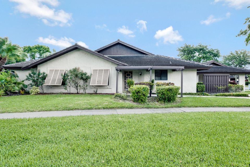 Banyan Springs home on 10149  Chestwood Road