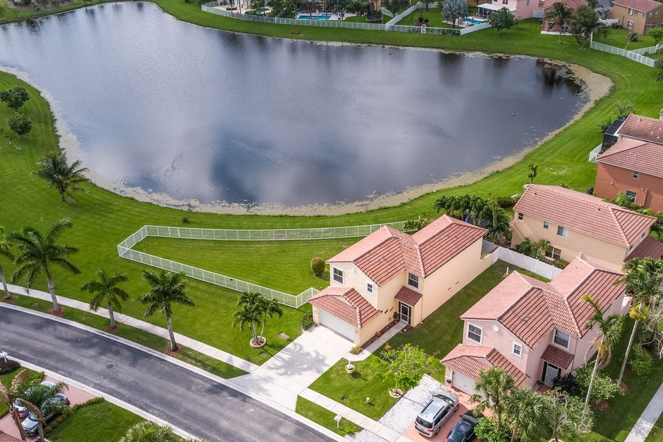 Home for sale in Lacuna At Atlantic National Lake Worth Florida