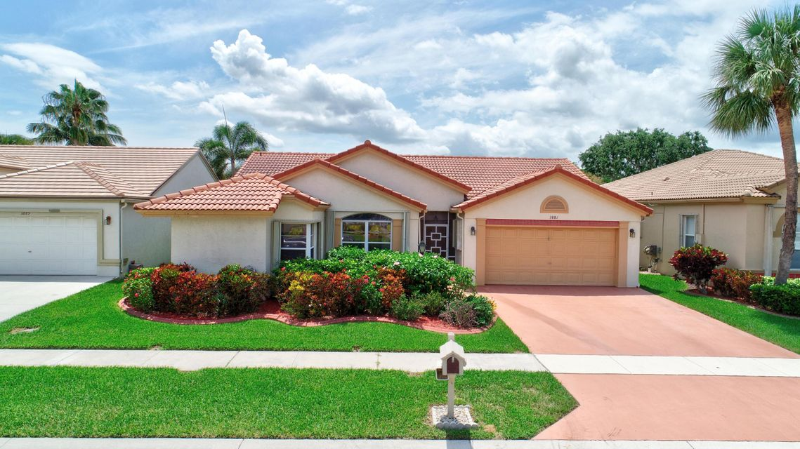 3881 Summer Chase Court  Lake Worth, FL 33467