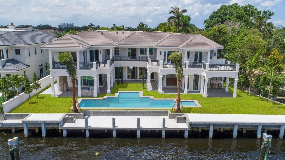 484 S Maya Palm Drive, one of homes for sale in Boca Raton