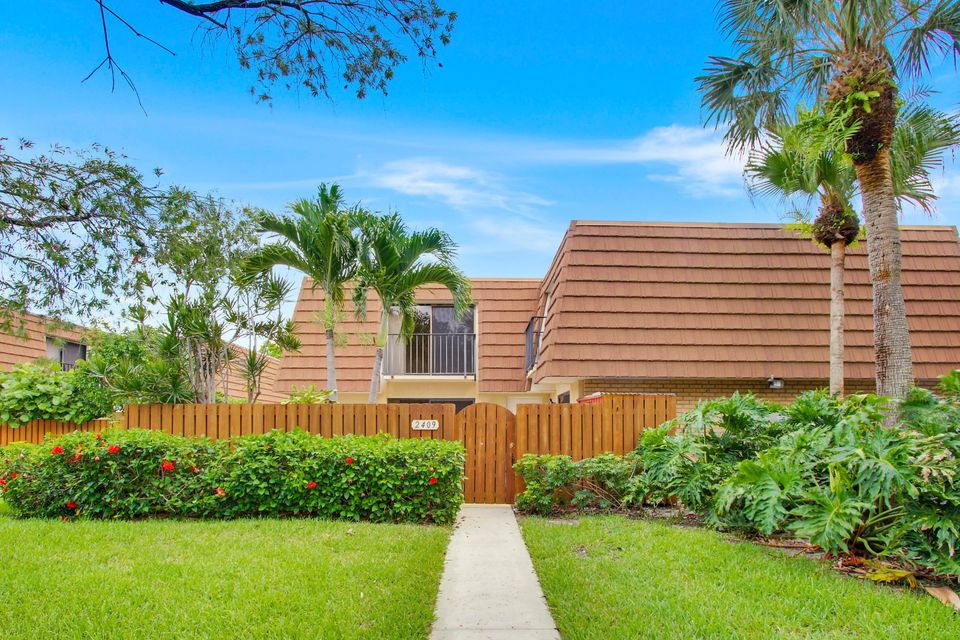 2409 24th Court  Jupiter FL 33477