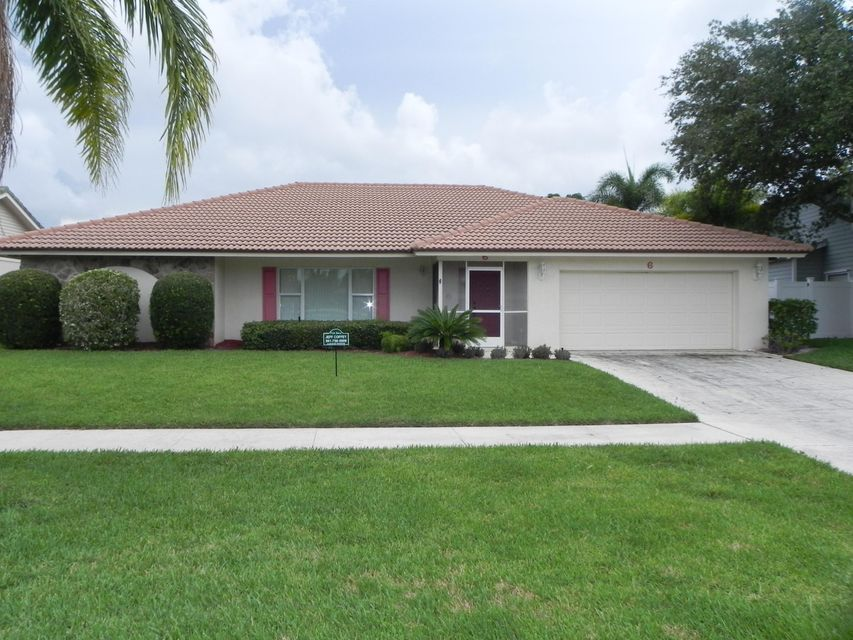 6 Hickory Hill Road  Tequesta, FL 33469