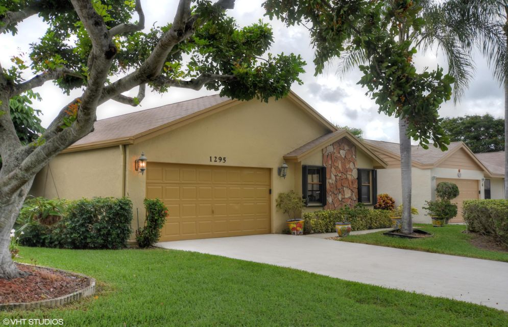 1295 NW 25th Lane  Delray Beach, FL 33445