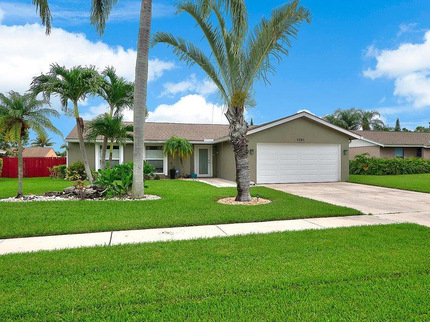 5065 Mark Drive  Boynton Beach FL 33472