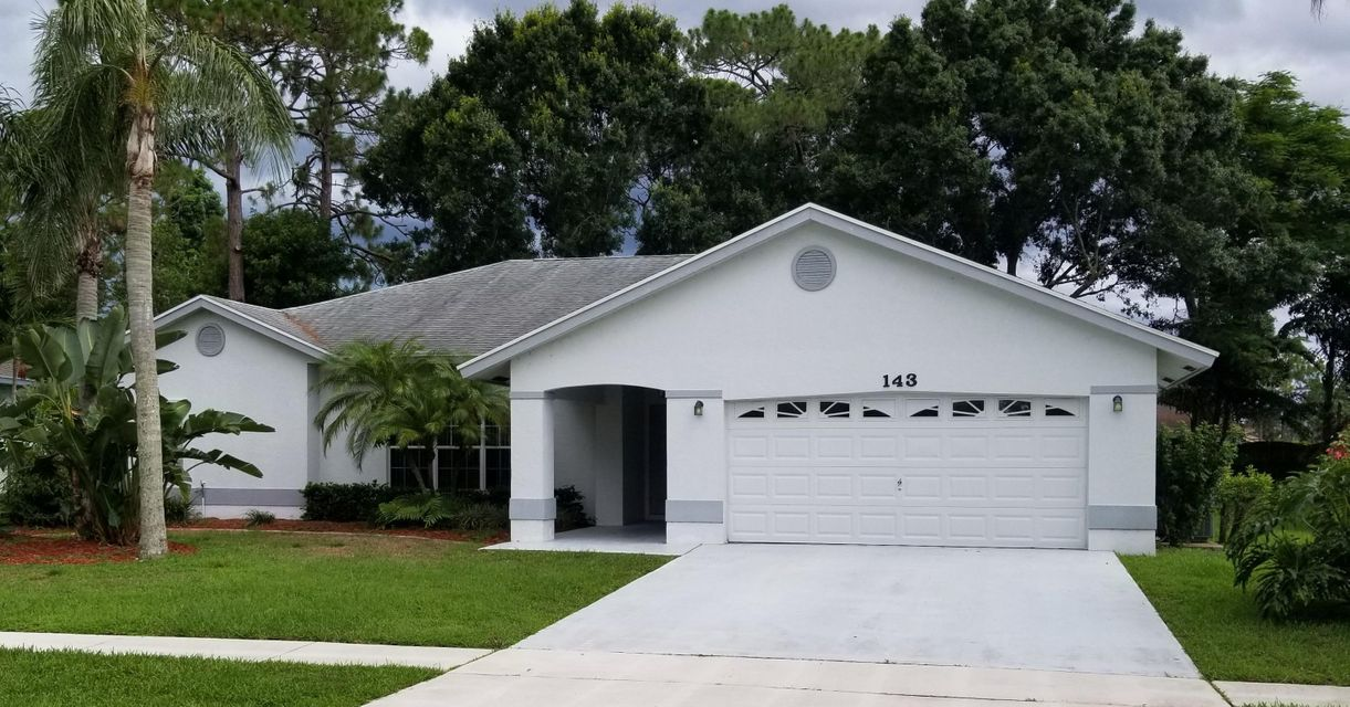 143 Lexington Drive  Royal Palm Beach, FL 33411