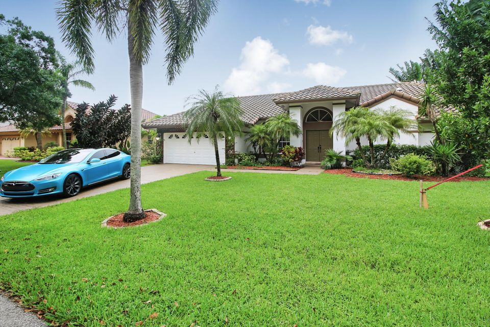 Home for sale in Hidden Lakes Coral Springs Florida