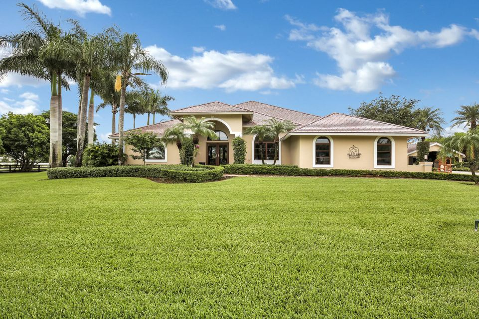 Home for sale in SADDLE TRAIL PARK OF WELLINGTON Wellington Florida
