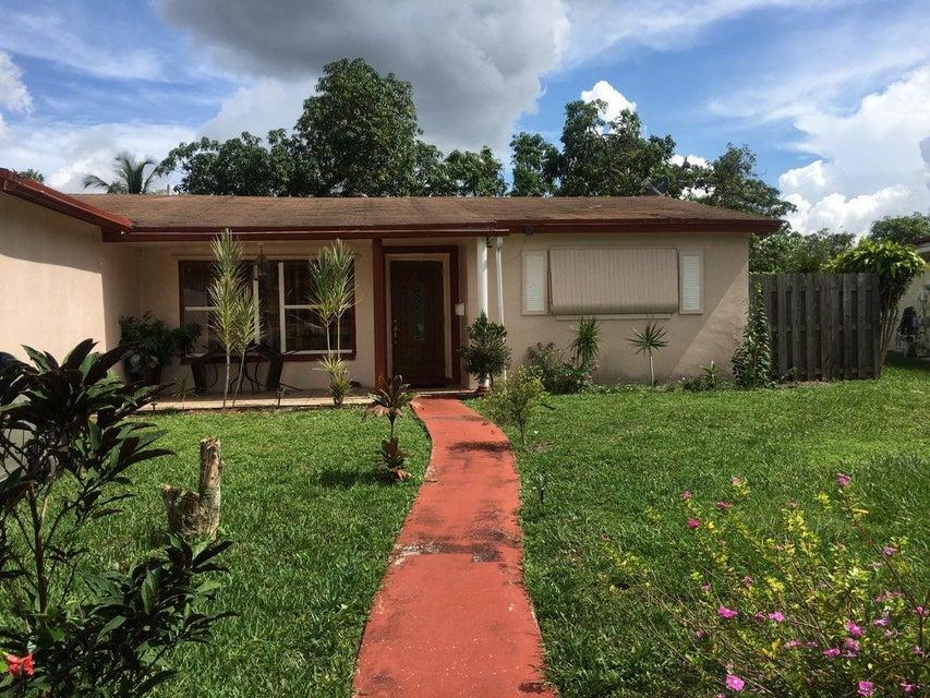 Home for sale in OAKLAND ESTATES 1ST SEC Lauderdale Lakes Florida