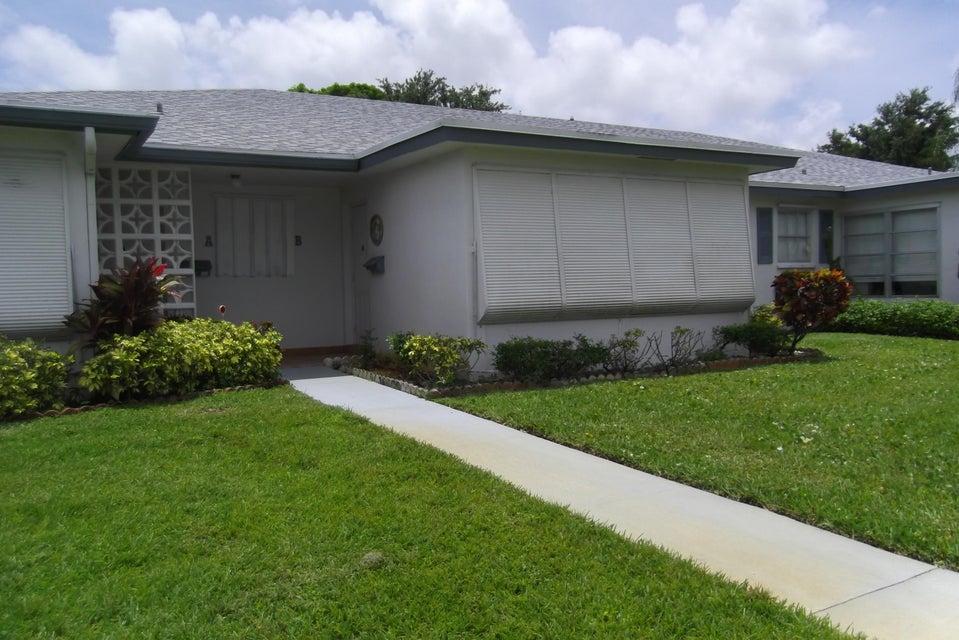 1227 Club Drive B  Delray Beach FL 33445