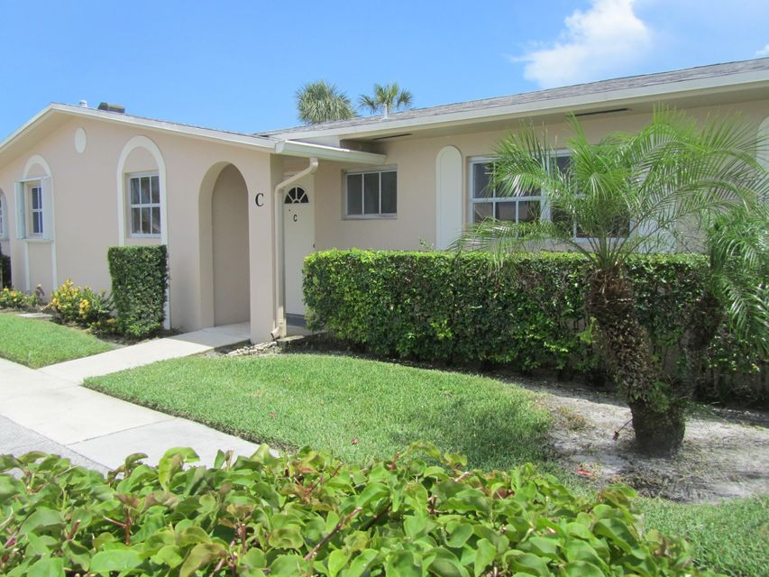 2784 Dudley Drive C  West Palm Beach, FL 33415