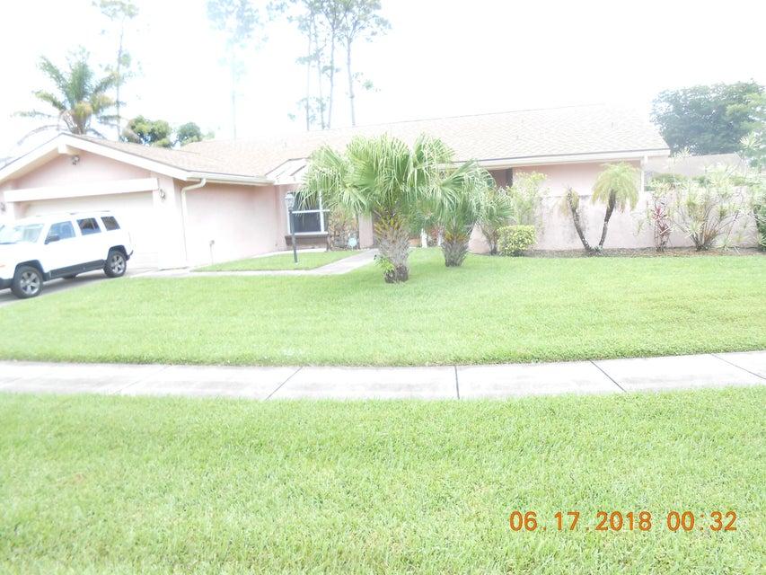 12335 Sawgrass Court  Wellington FL 33414