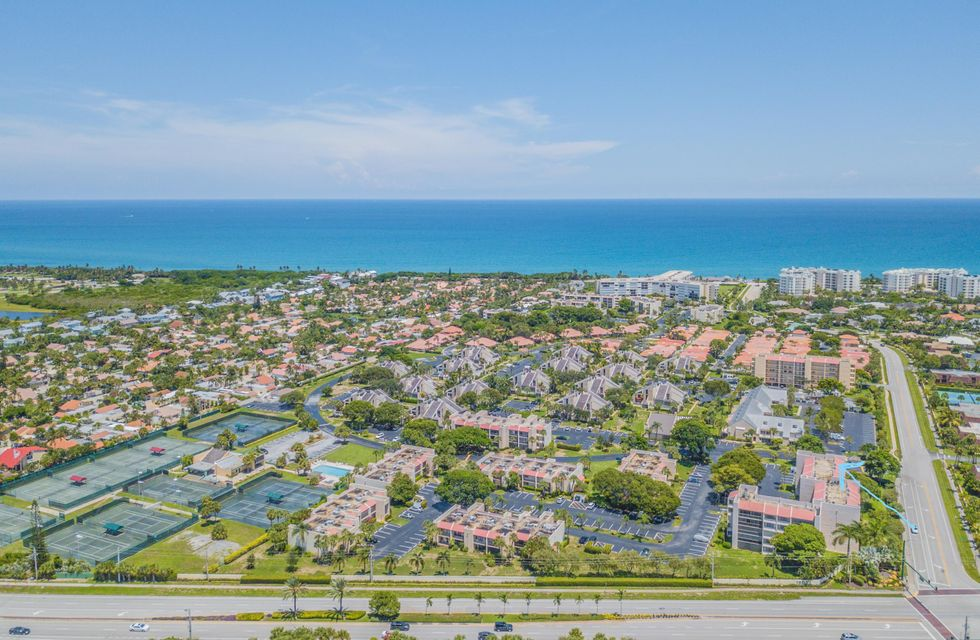 Home for sale in Jupiter Ocean & Racquet Club Jupiter Florida