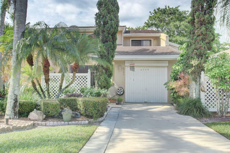 Home for sale in Canay Palm Club Boca Raton Florida