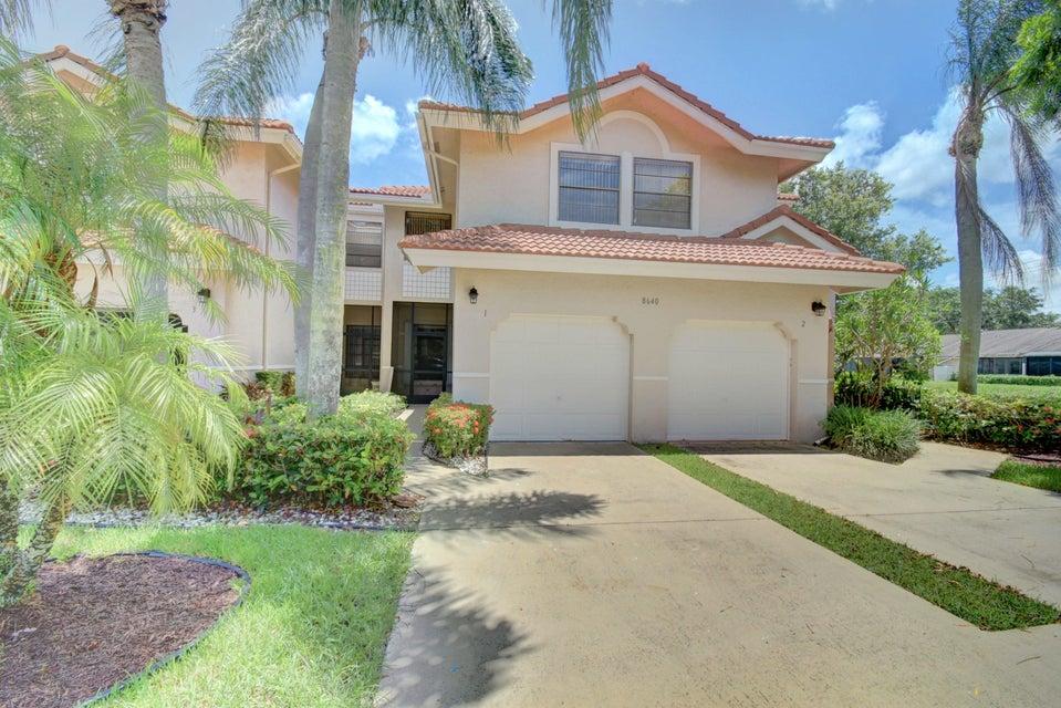 8640 Via Reale 1  Boca Raton FL 33496