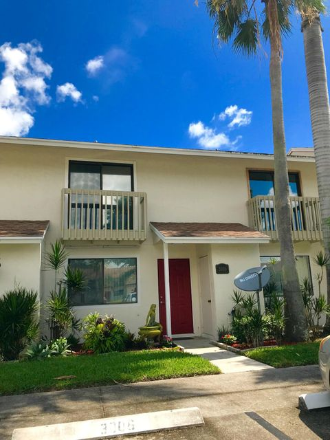 3006 Poolside Drive , Greenacres FL 33463 is listed for sale as MLS Listing RX-10440948 35 photos