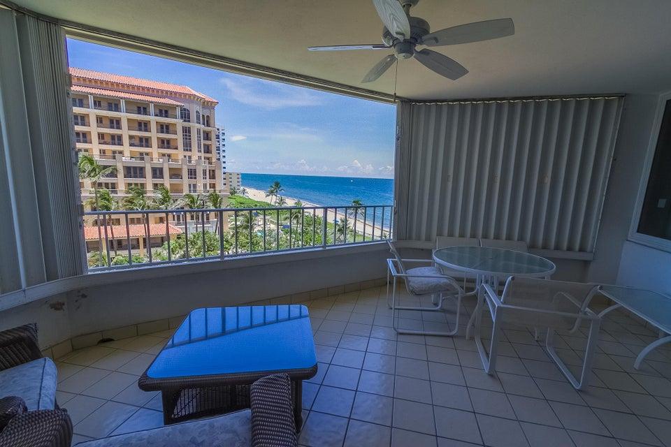 500 S Ocean Boulevard 703  Boca Raton FL 33432