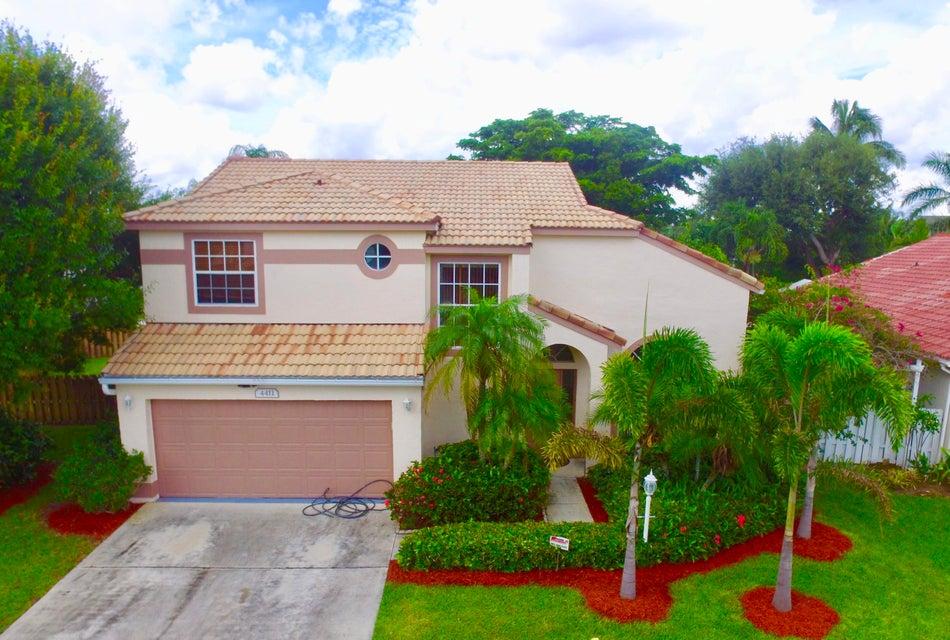 4411 Camrose Lane  West Palm Beach FL 33417