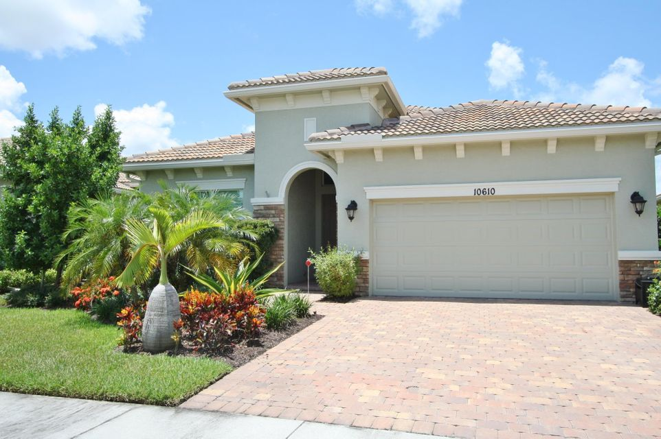 10610 SW Capraia Way is listed as MLS Listing RX-10441543 with 55 pictures