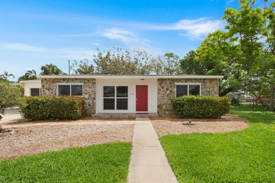 1932 Ramsey Drive Lake Worth, FL 33461