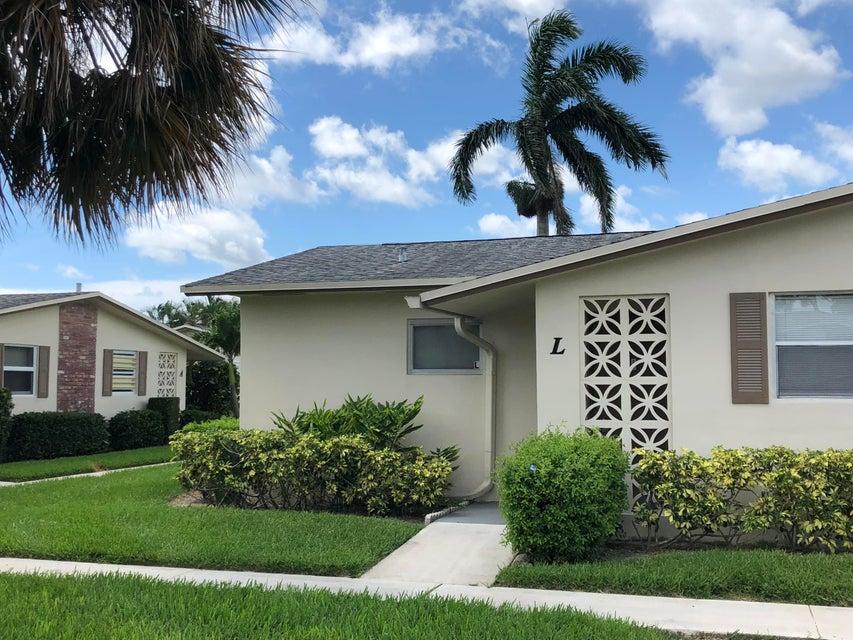 2536 Emory E Drive L  West Palm Beach, FL 33415