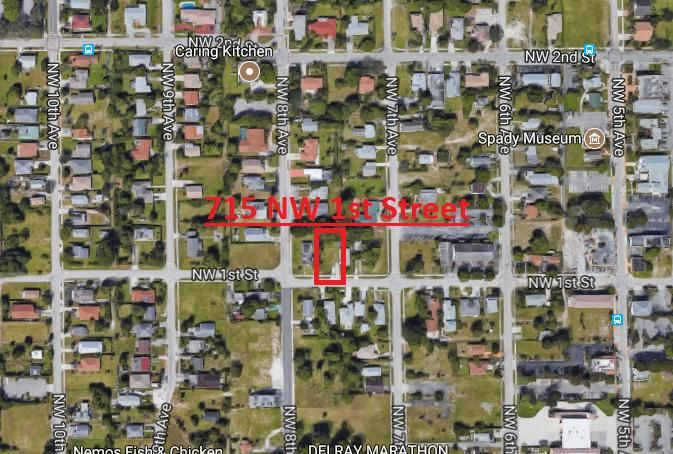 715 NW 1st Street  Delray Beach, FL 33444