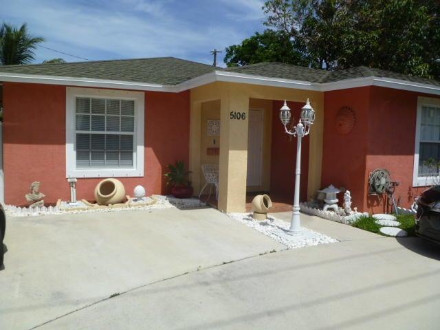 5106 Parker Avenue  West Palm Beach, FL 33405