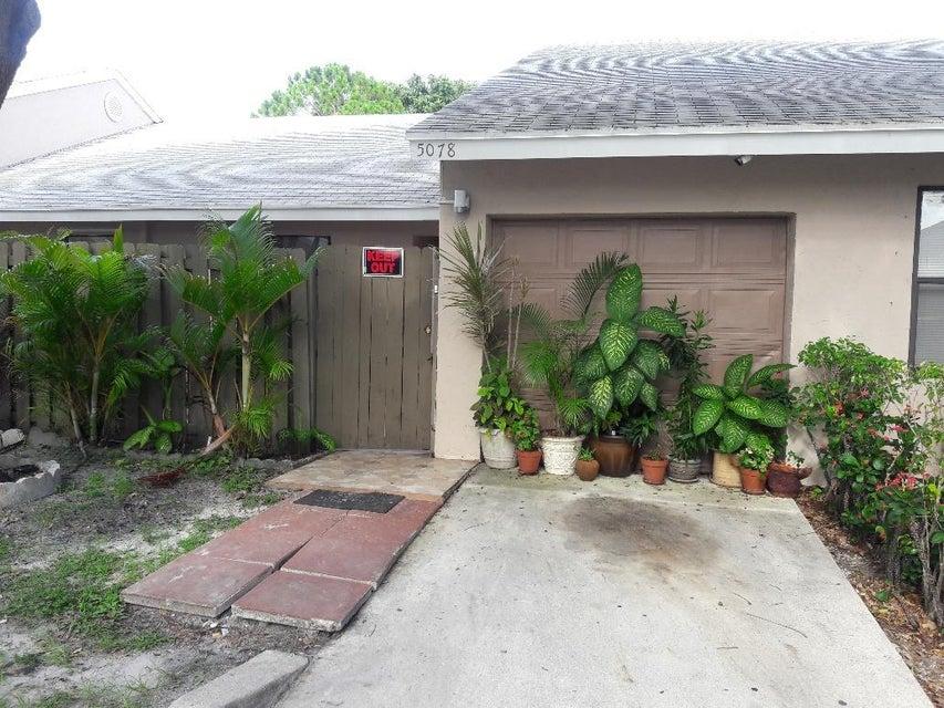 5078 Glencove Lane  West Palm Beach, FL 33415