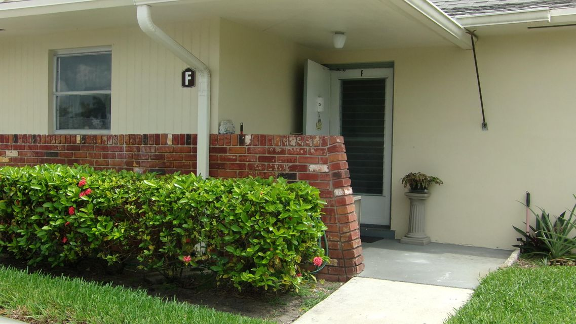 Home for sale in CRESTHAVEN VILLAS 1 CONDO West Palm Beach Florida