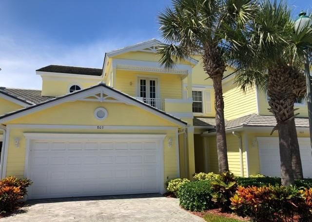 803  Mariner Bay Boulevard is listed as MLS Listing RX-10441505 with 20 pictures