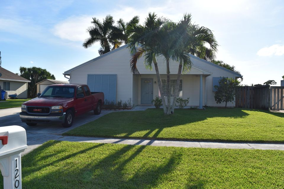 Home for sale in COUNTERPOINT ESTATES 11 Royal Palm Beach Florida
