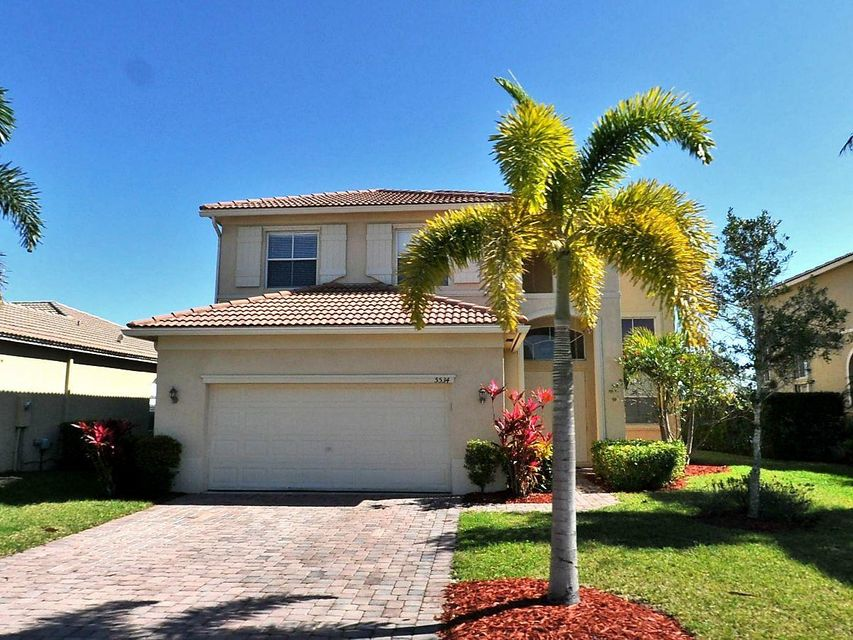 5534  Place Lake Drive is listed as MLS Listing RX-10441909 with 1 pictures