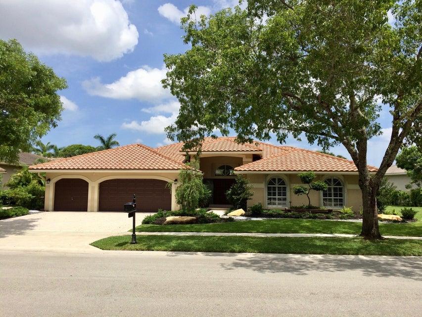 Home for sale in Ternbridge Parkland Florida
