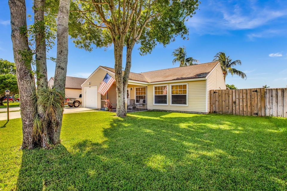 Home for sale in COUNTRYWOOD 2 Lake Worth Florida