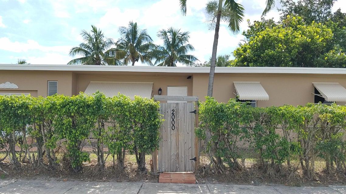 2000 Parker Avenue  West Palm Beach, FL 33401