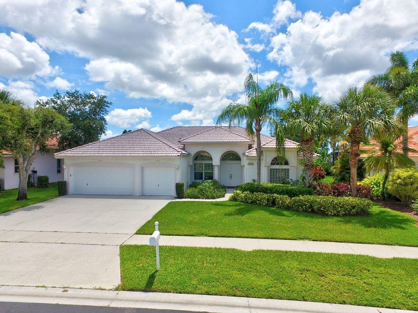 Home for sale in Cypress Lakes Estates Lake Worth Florida