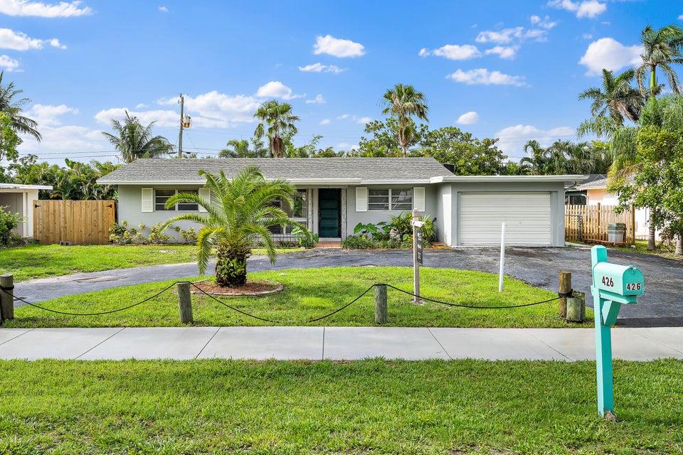New Home for sale at 426 Tequesta Drive in Tequesta